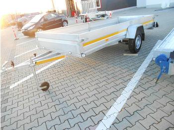 750 kg / 4 meter Ladefläche/Finanzier. ab 59 Eur  - otomobil römorku