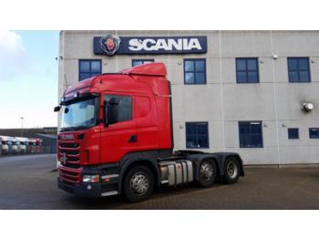 شاحنة جرار SCANIA R480
