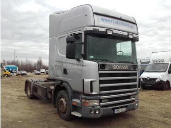 شاحنة جرار SCANIA R 124 420