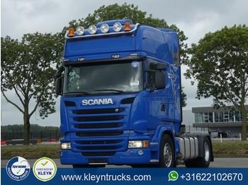 Sadulveok Scania R410 tl ret. 2x tank