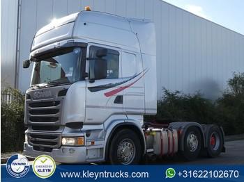 Sadulveok Scania R490 tl 6x2/4 ret. e6