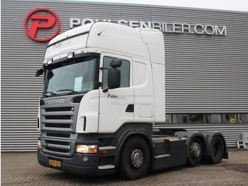 Sadulveok Scania R500 6x2/4