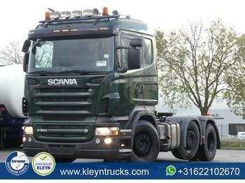 Sadulveok Scania R500 6x2 e5 ret. 305 tkm!: pilt 1