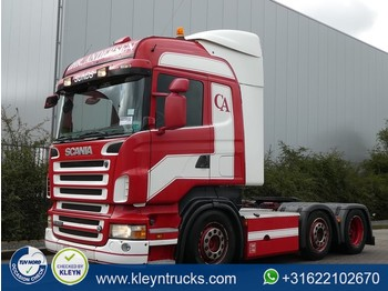 Sadulveok Scania R500 hl 6x2/4 man.ret.