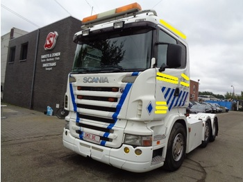 Sadulveok Scania R 500 Cr19 70 ton 6x2