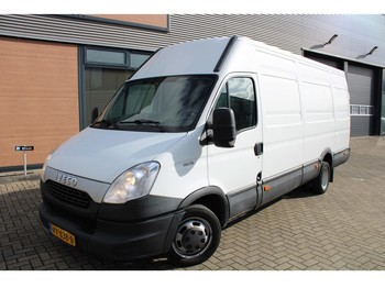 Furgon Iveco Daily 35 C 13V 395 H2 maxi dubbel-lucht airco euro5 3-pers 35c13