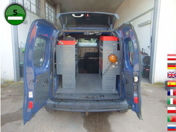 Furgon Renault KANGOO Rapid 1.5 dCi 75 Basis KLIMA Leiterklappe