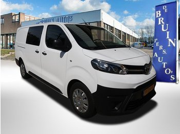 Furgon Toyota ProAce 2.0 D-4D Cool Comfort Long DC Dubbel cabine Leer Airco