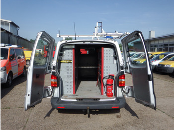 Furgon VW T5 Transporter 2.5 TDI 4Motion - KLIMA - AHK Wer