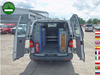 VW T5 Transporter 2.5 TDI 4Motion Werkstatteinbau K - furgon