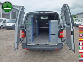 VW T5 Transporter 2.5 TDI 4Motion lang KLIMA AHK Bo - furgon