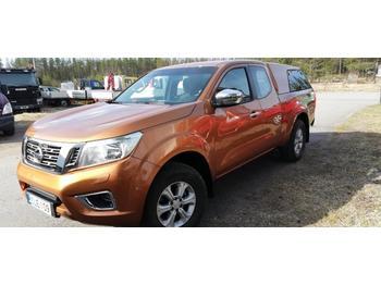 Pick-up Nissan Navara 2.3 4x4 160 hp aj.27 tkm