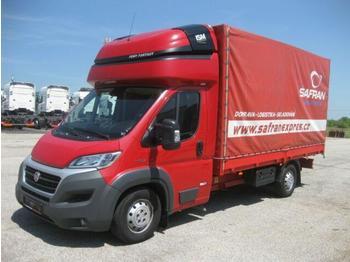 Samochód dostawczy plandeka Fiat - 250 Ducato 4x2: zdjęcie 1
