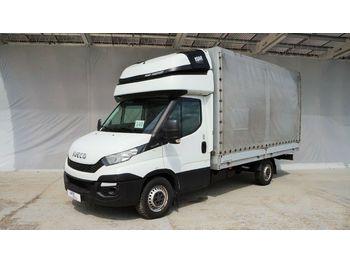 Samochód dostawczy plandeka Iveco DAILY 35S17 PRITSCHE+PLANE 8 PAL./ KLIMA