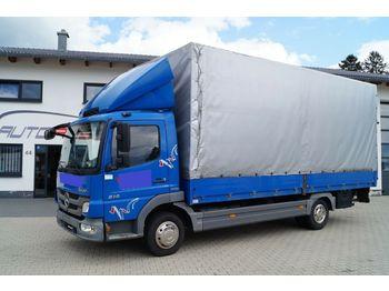 Mercedes-Benz Atego 816L  Euro5 Pritsche Plane  - samochód dostawczy plandeka