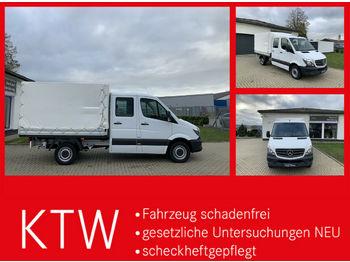 Samochód dostawczy plandeka Mercedes-Benz Sprinter 314CDI DOKA,Klima,3665mm Radstand