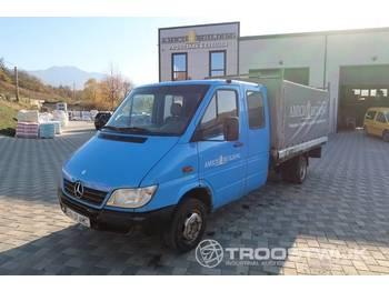 Mercedes-Benz Sprinter 413 CDI - samochód dostawczy plandeka