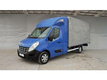 Samochód dostawczy plandeka Renault Master 150dci pritsche 8 PAL /klima /TWINCAB