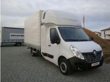 Samochód dostawczy plandeka Renault Master 170 8PAL Twin Cab Kühlschrank Sofort!