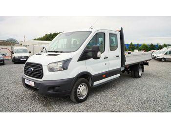 Ford Transit 125kw pritsche 4,2m/7 sitze/ 17 705km  - samochód dostawczy skrzyniowy