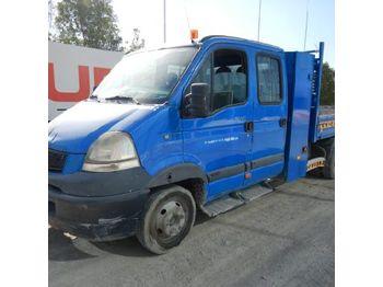 Samochód dostawczy skrzyniowy Renault 130 DCI