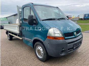 Samochód dostawczy skrzyniowy Renault Master 2,5 dci EU4 114PS