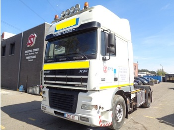 Sattelzugmaschine DAF 95 XF 430 SuperSpacecab Manual top 62200 km