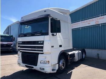 DAF FTXF95-430 SPACECAB (MANUAL GEARBOX / EURO 3 / AIRCONDITIONING / 995+500 LITER TANK) - Sattelzugmaschine