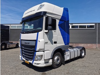 DAF FT XF460 4x2 SuperSpaceCab Euro6 - Double Fuel Tank - StandAirco - 01/2021 APK - Sattelzugmaschine