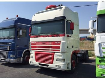 DAF XF95.480 SSC EURO3 MANUAL GEARBOX - Sattelzugmaschine
