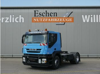 Sattelzugmaschine Iveco AD 440 S 42, EEV, Kipphydr., Bl/Lu