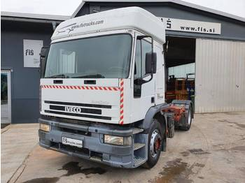 Iveco Eurotech 440E38 4X2 tractor unit - perfect - Sattelzugmaschine