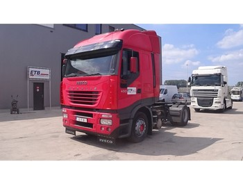 Iveco Stralis 430 (MANUAL GEARBOX / BOITE MANUELE) - Sattelzugmaschine