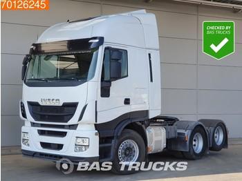Iveco Stralis Hi-Way AS600S48 6X2 Liftachse Euro 6 - Sattelzugmaschine