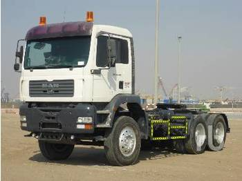 MAN TGA40.400 6x4 - Sattelzugmaschine
