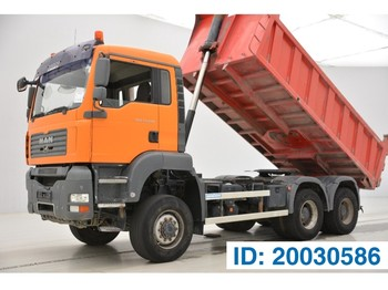 Sattelzugmaschine MAN TGA 33.440 - 6x6 - tractor/tipper double use