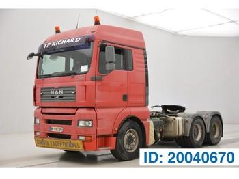 Sattelzugmaschine MAN TGA 33.480 - 6x4