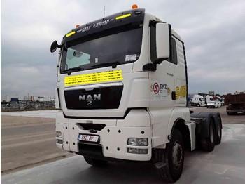 Sattelzugmaschine MAN TGS 33.540 6x4 Big axles/essieux