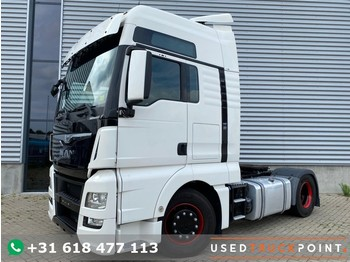 MAN TGX 18.480 XXL BLS / Intarder / New Tires / Frigo / Euro 6 - Sattelzugmaschine