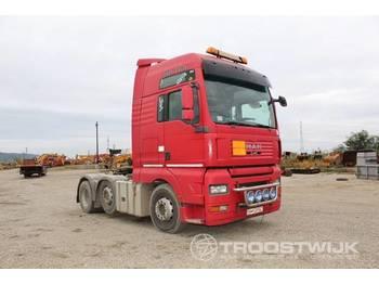 MAN TGX 26.480 - Sattelzugmaschine