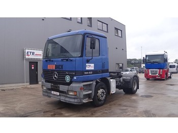 Mercedes-Benz Actros 1840 (V6 / GOOD CONDITION) - Sattelzugmaschine