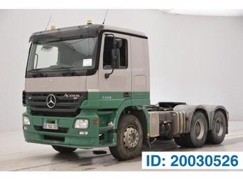 Sattelzugmaschine Mercedes-Benz Actros 3358S - 6x4