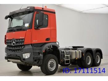 Sattelzugmaschine Mercedes-Benz Arocs 3345AS - 6x6