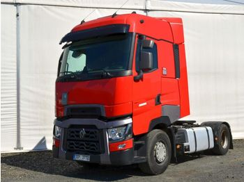 RENAULT T 480, Euro6, hydraulika - Sattelzugmaschine