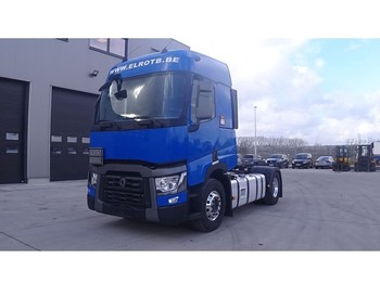 Renault T 460 SleeperCab (ADR / EURO 6 / TRUCK IN PERFECT CONDITION) - Sattelzugmaschine
