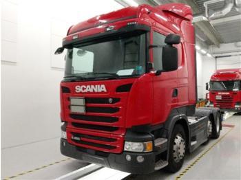 Sattelzugmaschine SCANIA R450