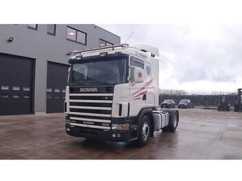 Scania 114 - 380 (MANUAL GEARBOX / BOITE MANUELLE / RETARDER) - Sattelzugmaschine