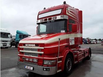Scania 164 480 Topline Torpedo - Sattelzugmaschine