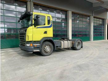 Sattelzugmaschine Scania G 400
