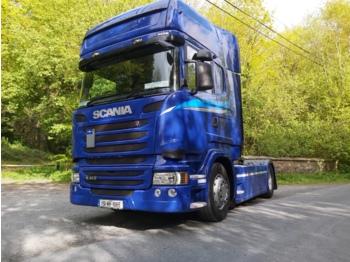 Scania R410 - Sattelzugmaschine